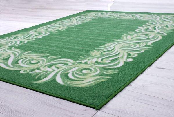 мокетен килим тоскана зелен